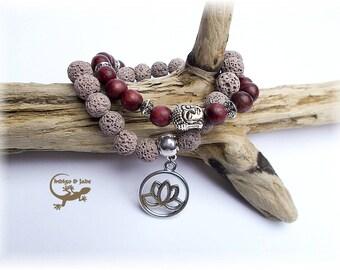Yoga Mala Bracelet Set