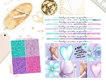 Butterfly Fairy EC Vertical Weekly Kit
