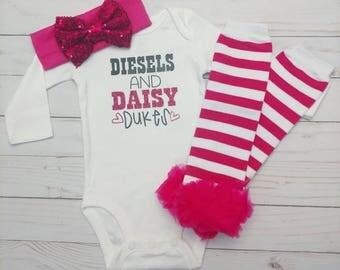Diesels & Daisy Dukes