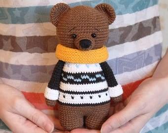 Crochet Pattern Crochet Bear Patterns Crochet Teddy Bear Patterns Amigurumi Patterns Amigurumi Crochet Patterns Crochet Amigurumi Patterns