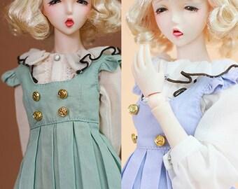CODENOiR - Macaron for BJD clothes  angel philia / Slim MSD BJD