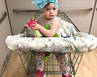 Owl Headwrap- Owl Headband; Owl Bow; Blue Headwrap; Animal Lover; Baby Headband; Newborn Headband; Toddler Headband; Big Bow Headwrap