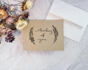 Greeting Cards Stationary 4 Pack
