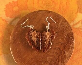 Classic Pinecone Earrings