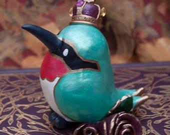 Royal Hummingbird (Made to Order)