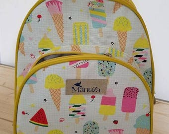 Kids Backpack - Ice Cream