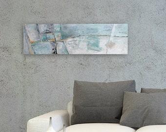 Abstract Acrylic, Original Abstract Art, Abstract Painting On Canvas, Acrylic Canvas Painting, Canvas Wall Decor, Blue Painting, Wall Decor