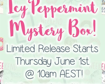 IcyPeppermint Mystery Box! LIMITED EDITION [June]