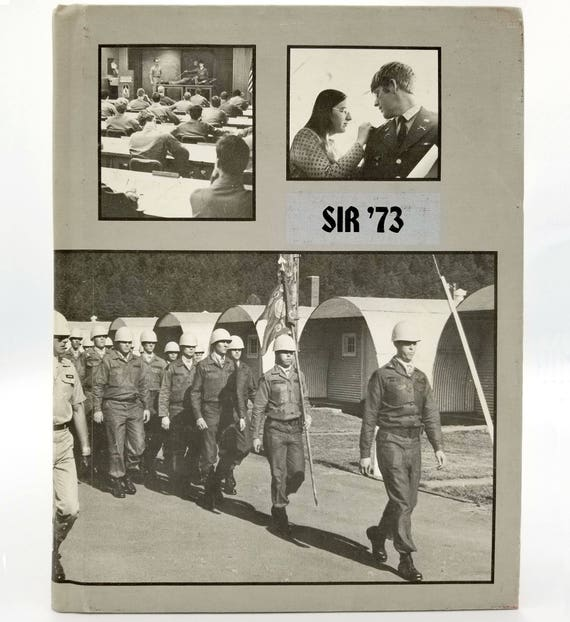 Oregon Army National Guard Officer Candidate School Yearbook 1973 - Sir '73 - Volume 13, Class 16