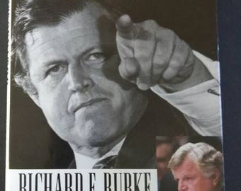 The Senator , Ted Kennedy , 1992 , Richard E Burke, William and Marilyn Hoffer