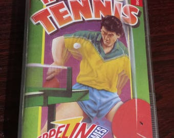 Table Tennis Commodore 64