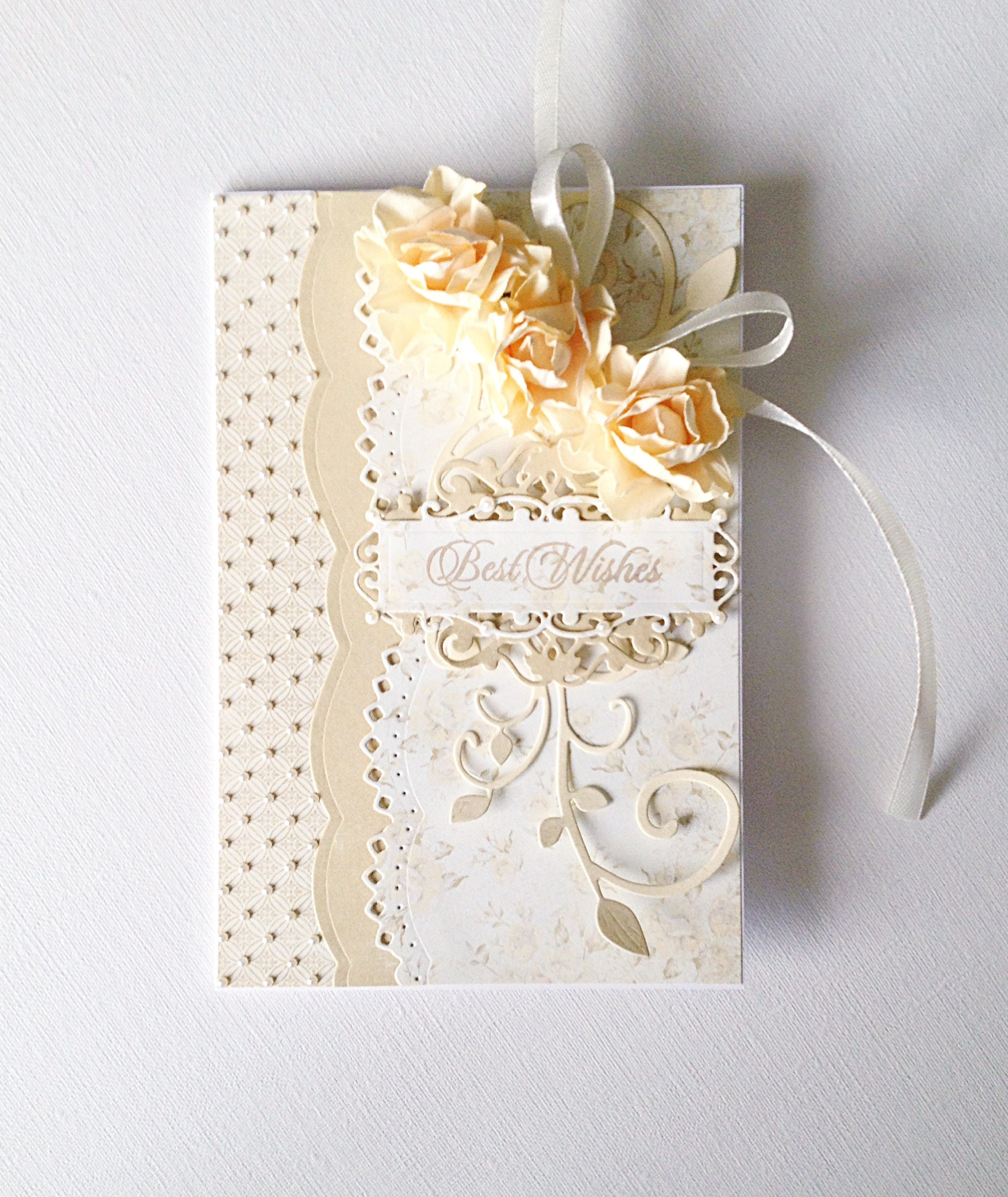 Luxury cards best wishes cards cards card keepsake card luxury cards best wishes cards cards card keepsake card personalised card kristyandbryce Images