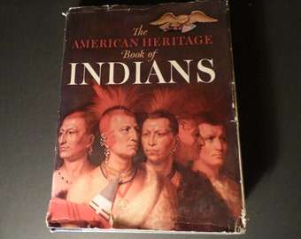 1961 American Heritage book of Indians