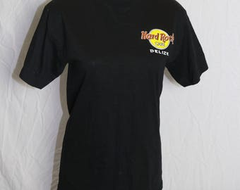 Hard Rock Cafe Belize T Shirt - Size Small