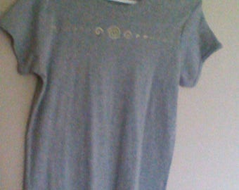 Light Grey Ladies T-shirt