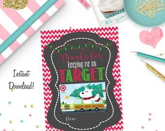 Gift Card Holder, Target Gift Card Holder, Teacher Gifts