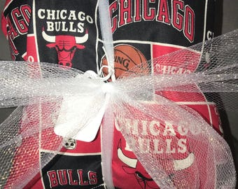 Heating Pad: Chicago Bulls