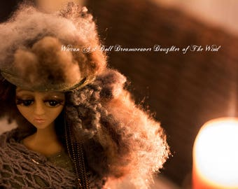 Wiccan Art Doll Dreamweaver Daughter of The Winds
