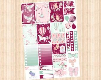 Dream Weekly Kit // Happy Planner // Erin Condren // Personal