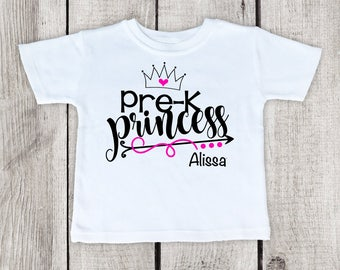 Preschool Girl Shirt, Girl Shirt For Preschool, girl shirt for pre k, pre k girl shirt, preschool shirt, pre school shirt for girl, pre k