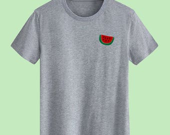 Watermelon fruit Unisex T shirt,T Shirts For Men,T Shirts For Women T Shirt For Youth,Street T-shirts Hipster T Shirt Customize Gift T Shirt