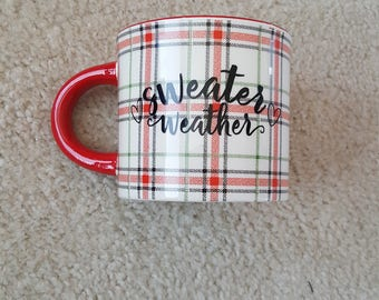 Sweater Weather Mug
