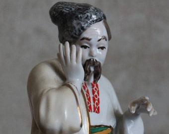 Collection figurine Porcelain figurine Vintage figure Ukraine Soviet collection Rare collectible Retro decor Porcelain of the USSR,
