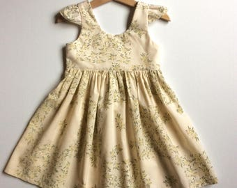 Girls party dress size 3