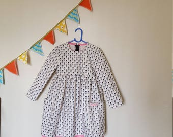Beautiful girl's dress size 4-5