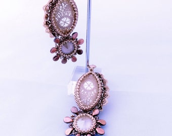 PENDENT EARRINGS SHELL