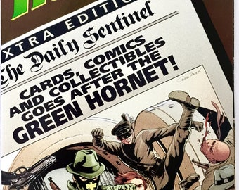 Green Hornet #1 - (Cards, Comics & Collectibles Exclusive) - Mark Waid - Dynamite Comics Free shipping