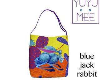 BLUE JACKRABBIT Day Bag