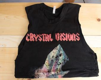 Crystal Visions Tank
