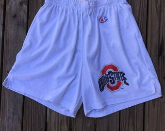 Champion NCAA Ohio State mesh shorts