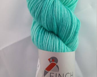 100g DK Superwash Wool/Nylon - Mint To Be