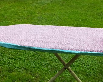 Handmade Vintage Fabric Ironing Board Cover