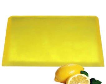 Lemon Aromatherapy Soap