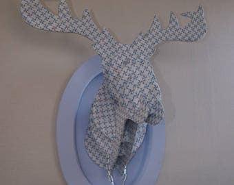 Deer head, deer trophy