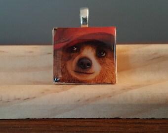 Paddington Bear! -- Charm Necklace