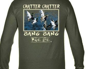 Chatter Chatter Bang Bang