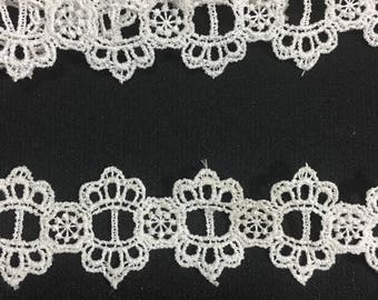 Victorian Inspired Venice Lace