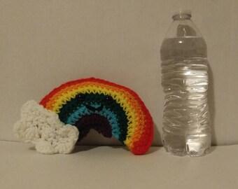 Amigurumi Crochet Rainbow