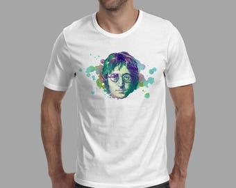 John Lennon Men's T-Shirt