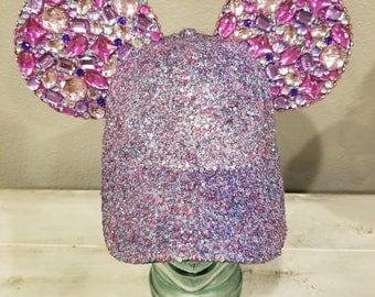 Glitter Mickey Hat