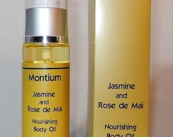 Jasmine and Rose de Mai Nourishing Body Oil