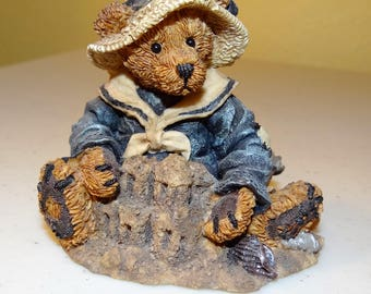 Boyds Bears and Friends, Wilson at the Beach,
