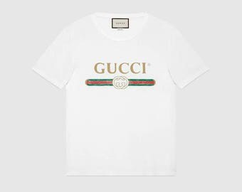 vintage gucci inspired t-shirt