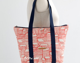 1142 Odeya Bag PDF Pattern