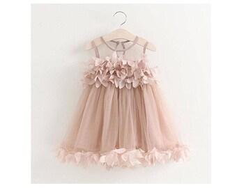 Angel Tulle Dress