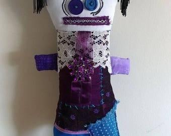 Prunella loves purple